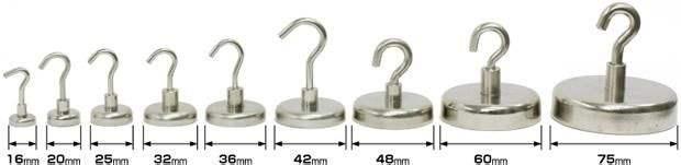custom magnetic hooks