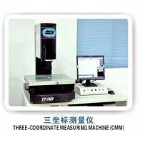 THREE-COORDINATE MEASURING MACHINE (CMM)