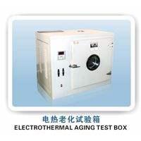 ELECTROTHERMAL AGING TEST BOX