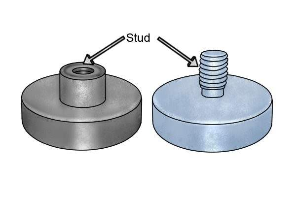 💡 What is a stud pot magnet? » Pot Magnets Wiki