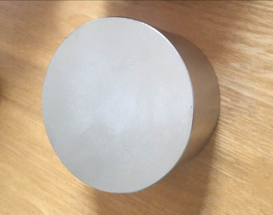 LARGE N55 DISC MAGNETS D100×60MM