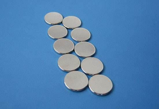 neodymium circular disc magnets