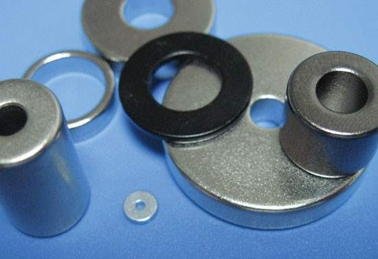 high power ring magnets