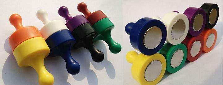 Neodymium Magnetic Pins