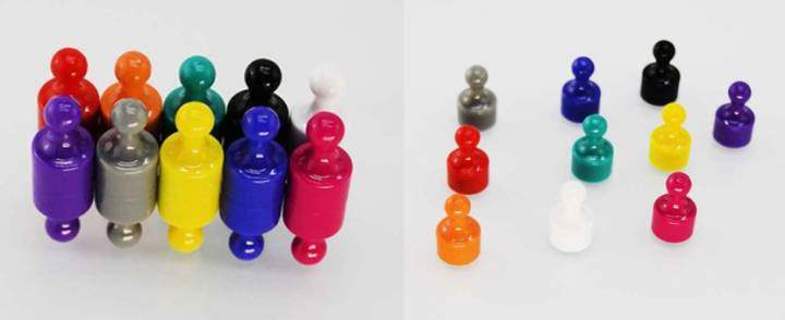 Office Magnetic Push Pin