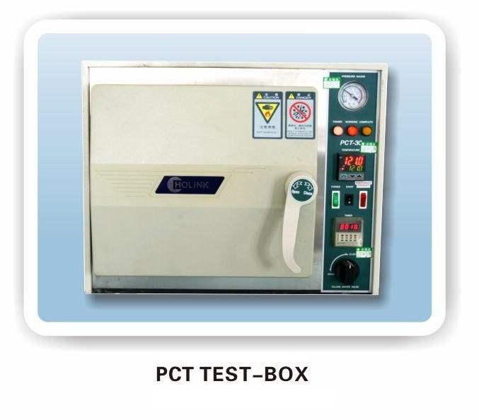 PCT TEST BOX