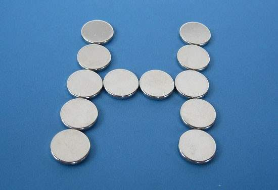 disc shaped magnets