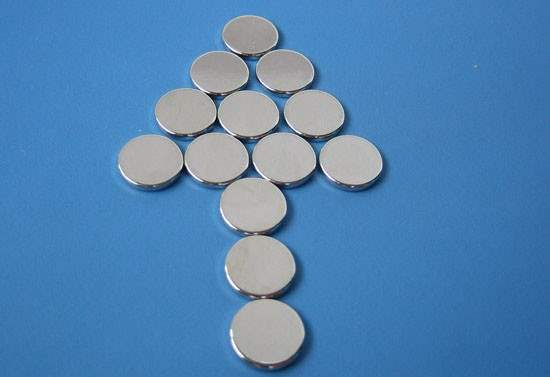 round disc magnets