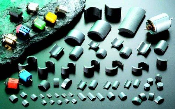 Permanent Magnets: Systems and International Marketplaces