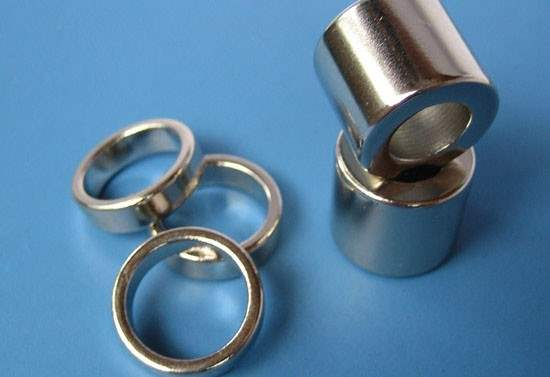 rare earth ring magnets