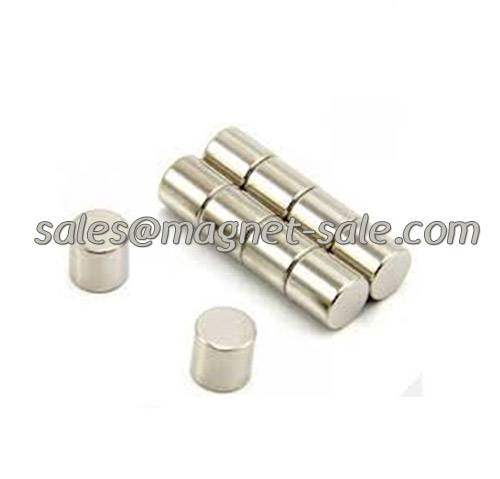 Strong Neodymium Cylinder Magnets