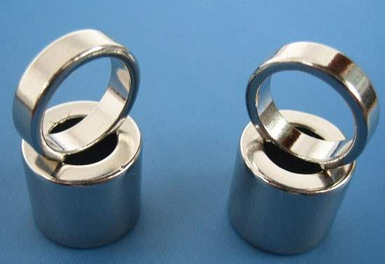 ring type magnets