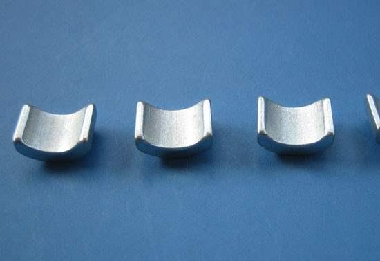 arc shaped neodymium magnets