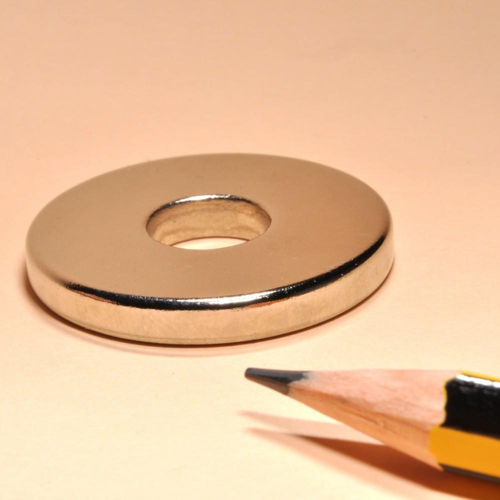 Neodymium Ring Magnets N35 OD30xID10x4 - Neodymium Ring Magnets
