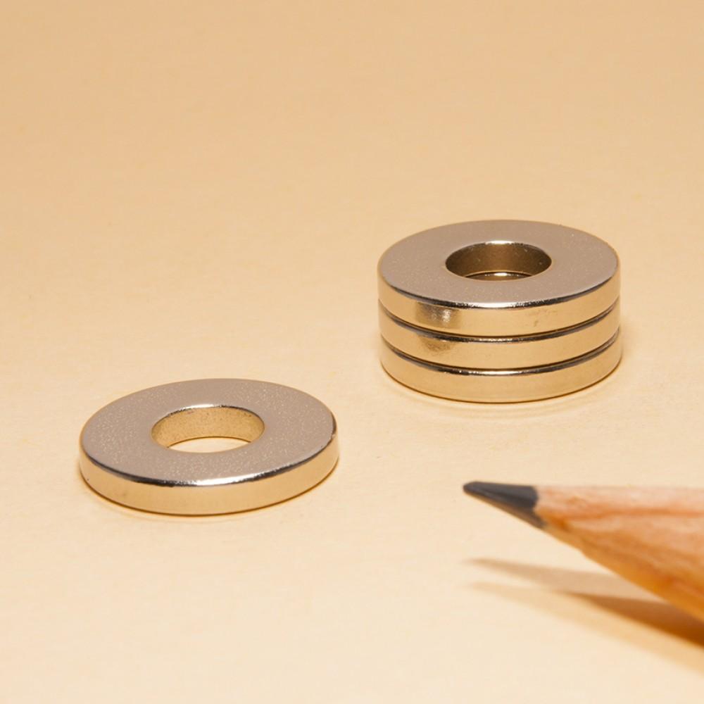 NdFeB Ringmagnet N35 OD14xID6x2 - Neodymium Ring Magnets