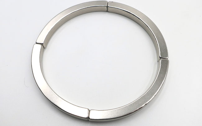 N42H Neodymium Arc Motor Magnets - Neodymium Disc Magnets