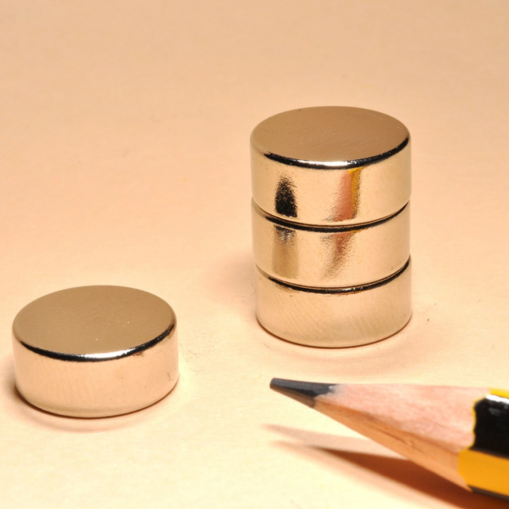 Super Strong Magnet NdFeB Disc N35 D12x5 - Neodymium Disc Magnets