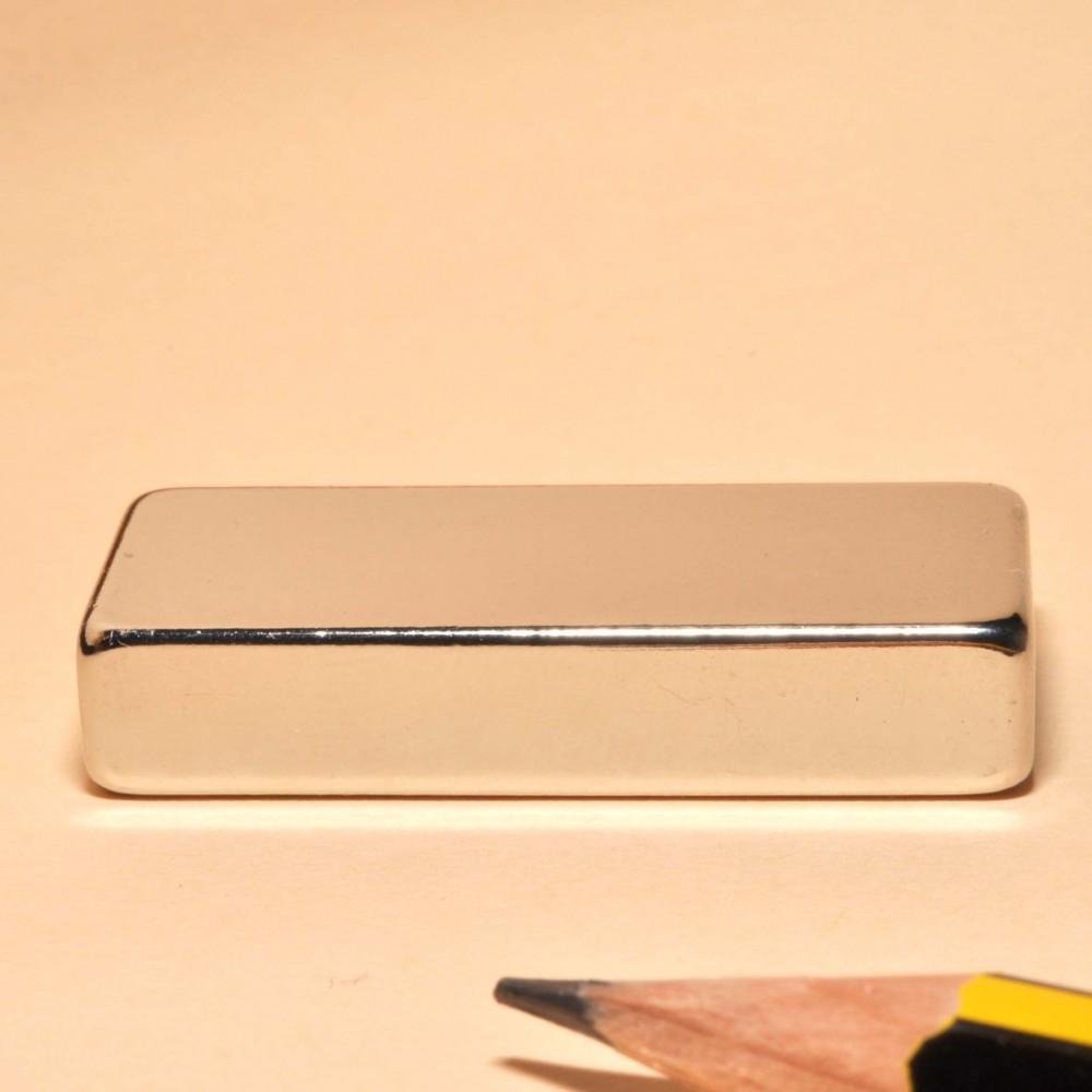 Rare Earth Neodymium Permanent Magnets N35 35X14X7 - Neodymium Block Magnets