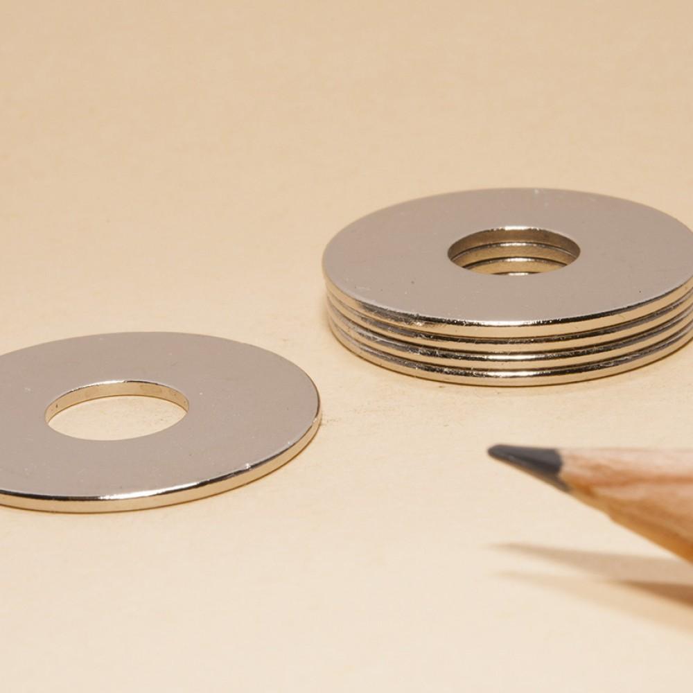 Ring Neodymium Magnet N45 OD23xID8x1 - Neodymium Ring Magnets