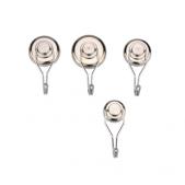 Neodymium Hook Magnets - Swivel Magnetic Hook