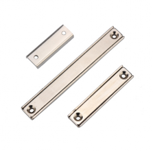Neodymium Rectangular Pot Magnets with Countersunk