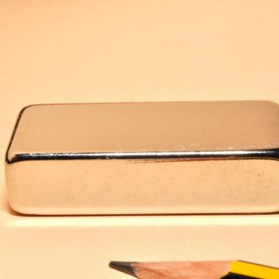 Rectangular Block Magnet Neodymium N35 40X20X10