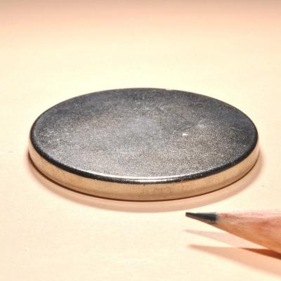 Neodymium Rare Earth Disc Magnets N35 D40x5