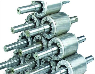 High Speed Motor Rotors