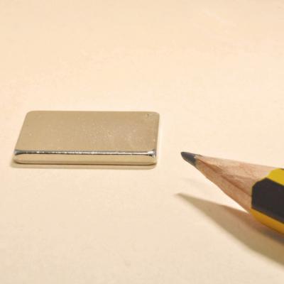 Rare Earth Block Magnets N52 20X15X2