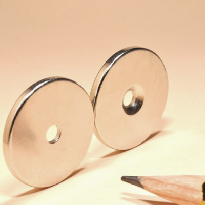 Countersunk Disc Magnets Round Rare Earth Neodymium N35