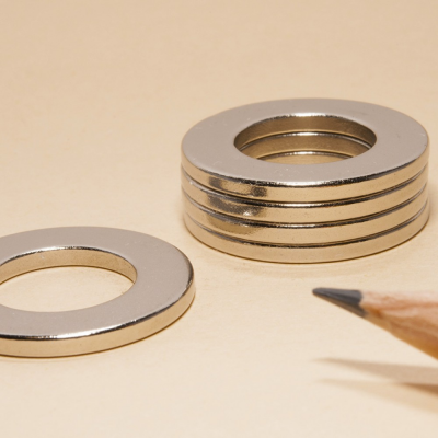 Neodymium Magnets Ring-shape N35 D23x13x2