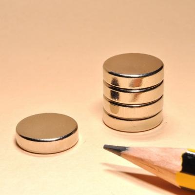 Rare Earth Neodymium Disc Magnets N35 D12x4