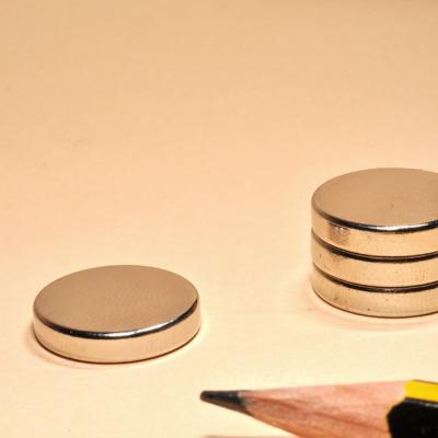 Disc Neodymium Power Magnets N52 D16x3