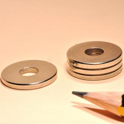 Speaker Ring Magnets  N35 OD18xID6x2